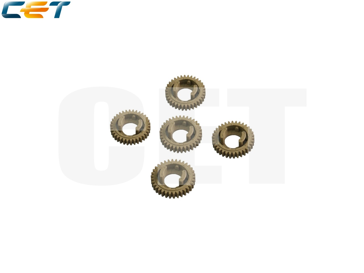 Шестерня привода тефлонового вала для BROTHERHL-5240/5250, DCP-8060 (CET), CET3557