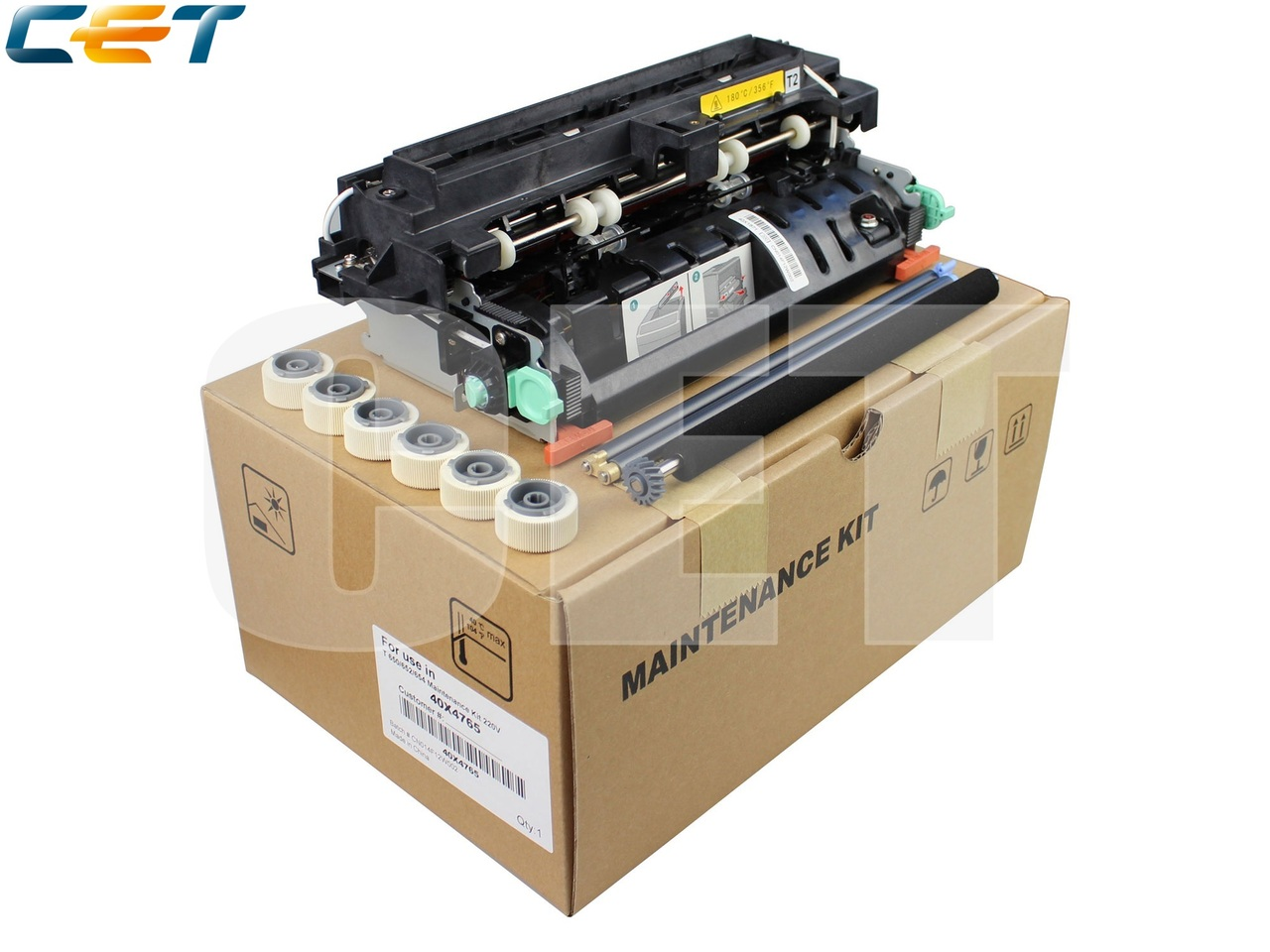 Ремонтный комплект 40X4765, 40X4768 для LEXMARKT650/T652/T654/X651/X652/X654/X656/X658 (CET), CET5887