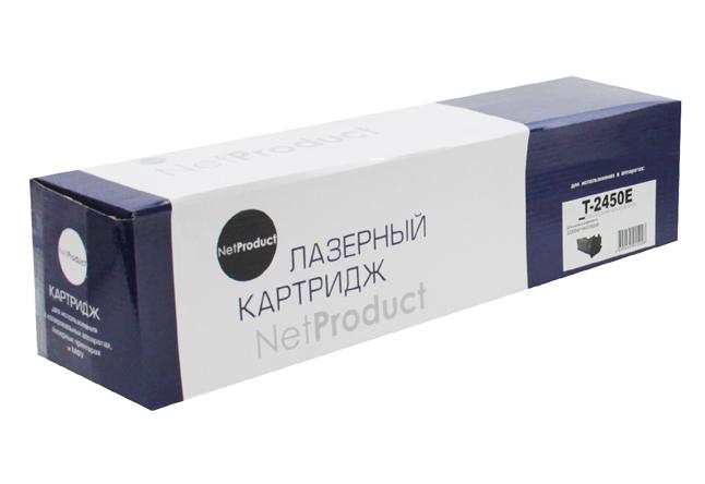 Тонер-картридж NetProduct (N-T-2450E) для Toshiba e-Studio223/243/195/225/245, 24K