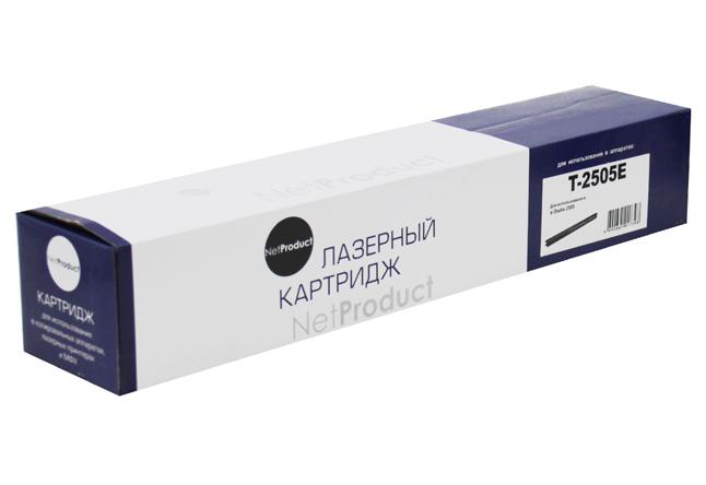 Тонер-картридж NetProduct (N-T-2505E) для Toshiba e-Studio2505, 12K