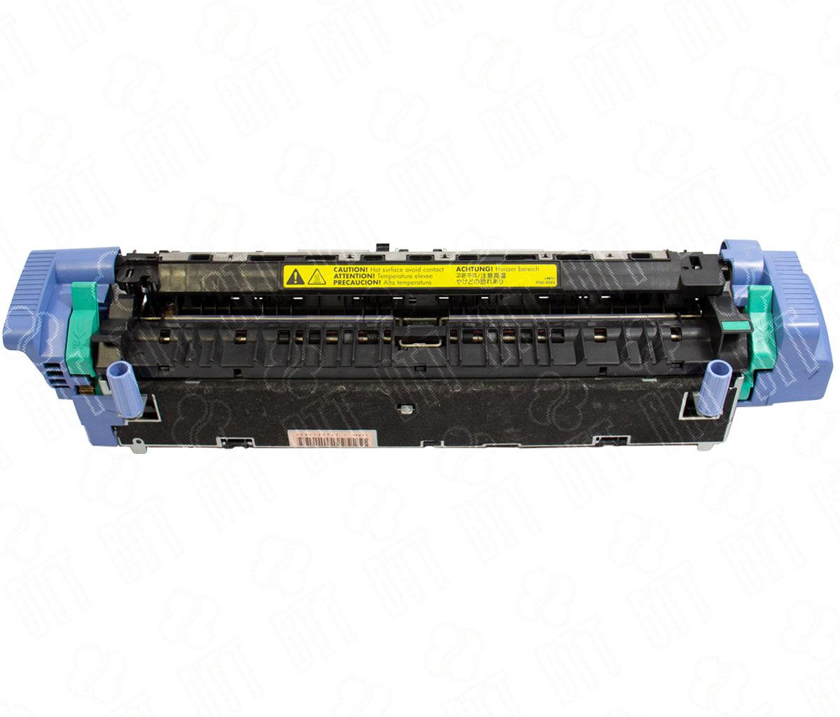 Термоузел (Печь) в сборе совм. для HP CLJ 5550 (Apex) восст.