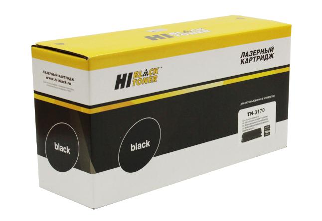 Тонер-картридж Hi-Black (HB-TN-3170) для BrotherHL-5240/5250DN/5270DN, Универсальный, 7K
