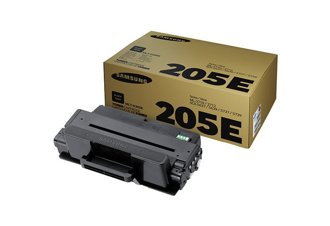 Картридж Samsung ML3710/SCX-5637, 10K (O)MLT-D205E/SU953A
