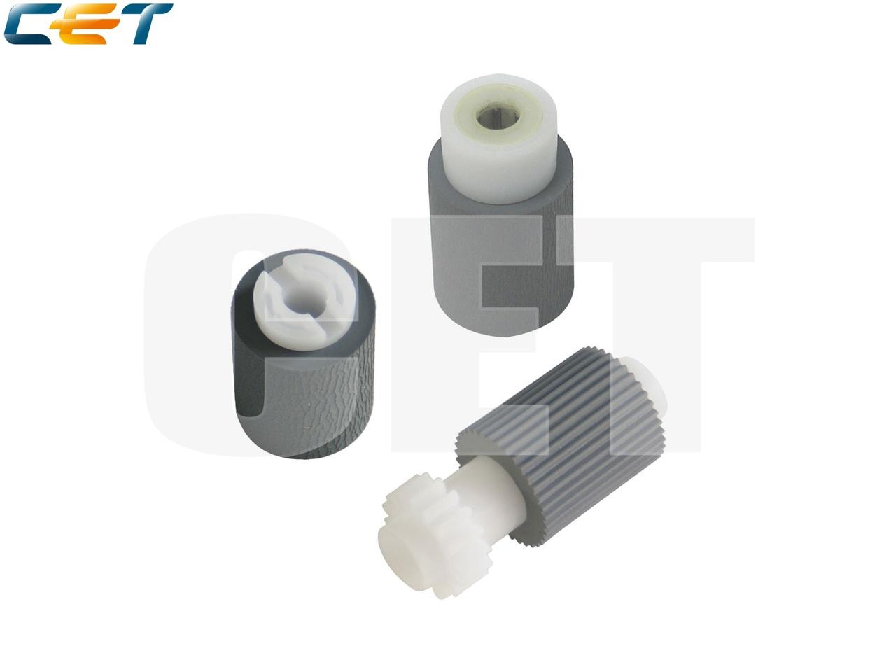 Комплект роликов 2AR07220, 2AR07230, 2AR07240 дляKYOCERAKM-1620/1650/2050/2550/635/2035/2530/3530/4030/3035/4035/5035 (CET), CET8856
