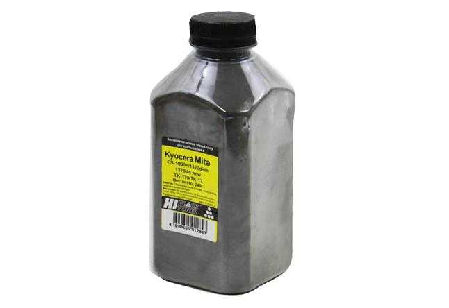 Тонер Hi-Black для Kyocera FS-1000+/1320d/dn/1370dn(TK-170/TK-17), Bk, 240 г, банка