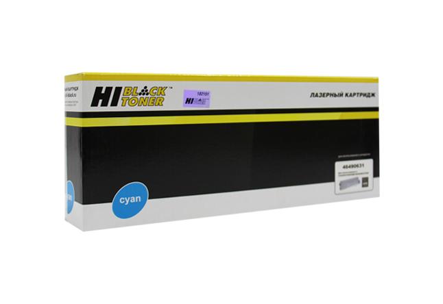Тонер-картридж Hi-Black (HB-46490631) для OKIC532/C542/MC573/MC563, C, 6K