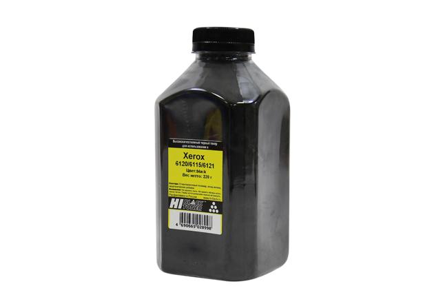Тонер Hi-Black для Xerox Phaser 6120/6115/6121,  Тип 2.0, Bk,220 г, банка