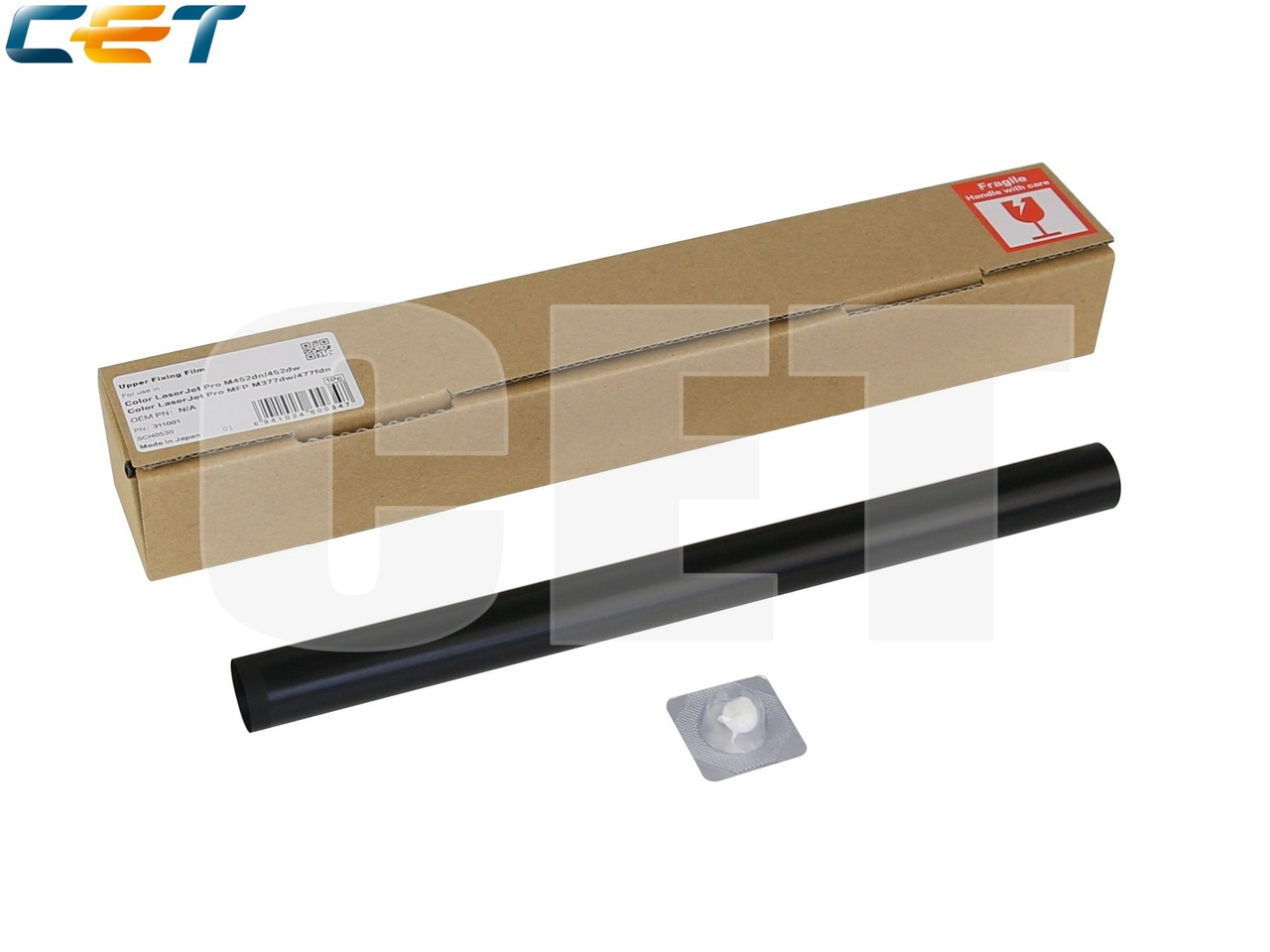 Термопленка (Upper) для HP Color LaserJet Pro M452dn/MFPM377dw/477fdn (CET), CET311001